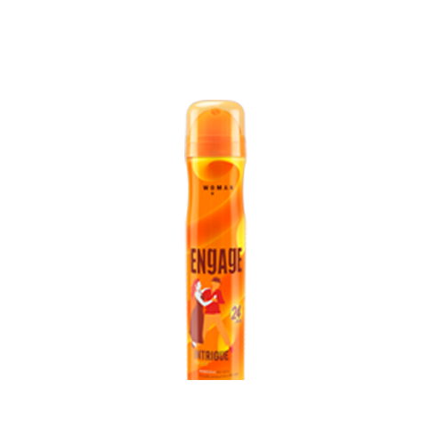 Engage intrigue deo (w)150ml – BasketPay